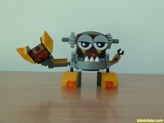 LEGO MIXELS KAMZO SNOOF MURP Instructions Lego 41538 Lego 41541 Mixels Series 5 - YouTube