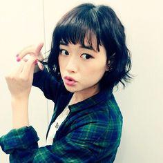 髪の毛チョキチョキ() by sakurako_ohara