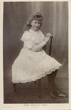 Princess Royal Mary later Viscountess Lascelles