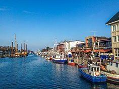 Warnemünde, Boote, Ferien, Ostsee, Hafen