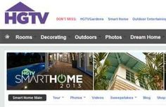 HGTV Smart Home 2013 Sweepstakes