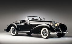 1939 Mercedes-Benz 540 K Spezial Roadster