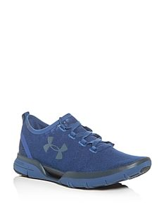 Under Armour Men's Charged Cool Switch Run Mesh Lace Up Sneakers In Blackout Navy Under Armour Men, Tennis, Mesh, Lace Up, Mens Fashion, Running, Navy, Cool Stuff, Sneakers