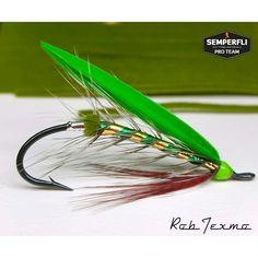 Fly Tying Patterns, Fish Patterns, Hair Wings, Steelhead Flies, Atlantic Salmon, Salmon Flies, Trout, Fly Fishing, Jr