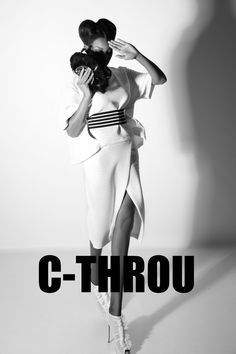 Shop the new #Fall #Winter 2014/15 #collection now online at C-THROU.COM. Find the season's #must-have #styles.!! VISIT-2-SHOP www.c-throu.com/ Fall Winter 2014, Peplum Dress, Ready To Wear, Seasons, Campaign, How To Wear, Shopping, Collection, Accessories