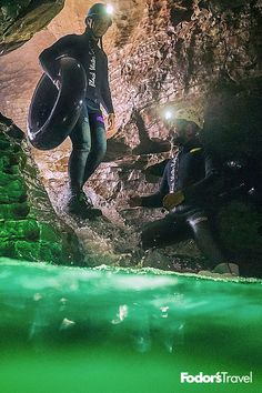 There's no need to up the ante on your travel insurance to try out these adventurous activities on your next vacation. Source by fodorstravel Cave Diving, Bungee Jumping, Black Water, Adventure Activities, Weird And Wonderful, Health Insurance, Rafting, Trekking, Travel Inspiration