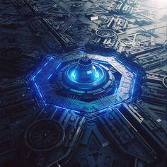 andrewkramer Converge #Element3D