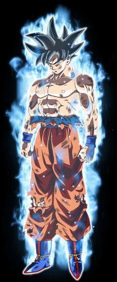 La mejor transformación de Goku