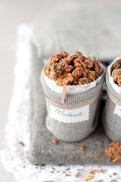 nuts in a sock?! by Delicious Designs