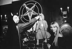 The Odd Friendship of Bombshell Jayne Mansfield and Satanist Anton LaVey