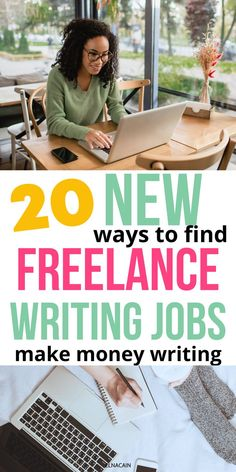 Learn how to find freelance writing jobs and make money writing. Get paid to write as a freelance writer and work from home. Online Writing Jobs, Freelance Writing Jobs, Make Money Writing, Writing Tips, Business Motivation, Business Tips, Easy Online Jobs, How To Start A Blog, How To Make Money
