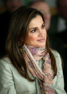 Queen Rania of Jordan, classic