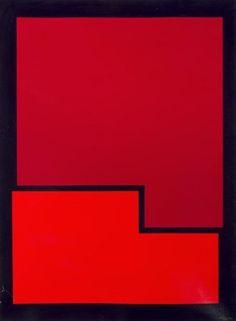 Rood, Zwart, rood by Amédée Cortier