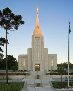 "Curitiba, Brazil LDS Temple  - MormonFavorites.com  ""I cannot believe how many LDS resources I found... It's about time someone thought of this!""   - MormonFavorites.com"