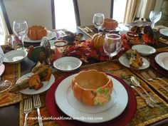 Thanksgiving Tablescape 9 | Flickr - Photo Sharing!