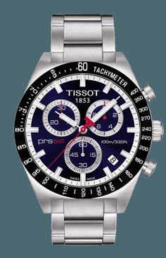 Relojes Tissot Prs 516. Estos relojes están disponible en cuarzo y  automáticos. Relojes De f88656a4c671