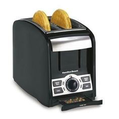 Hamilton Beach HB 2 Slice Toaster -- Want to know more, click on the image.  This link participates in Amazon Service LLC Associates Program, a program designed to let participant earn advertising fees by advertising and linking to Amazon.com.