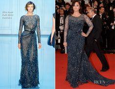 Aishwarya Rai In Elie Saab Couture – 'Cosmopolis' Cannes Film Festival Premiere