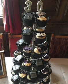 My friend turned 30 this week and held a funeral for her youth 😂 these were the cupcakes! 30th Birthday Party Themes, 30th Birthday Ideas For Women, 30 Birthday Cake, 30th Party, Happy 30th Birthday, Birthday Woman, Birthday Celebration, Thirtieth Birthday, 30th Birthday Decorations