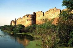 Known as the 'Old Fort' of Delhi, the Purana Qil'a, the first Mughal capital city, is situated on the eastern edge of Delhi, along the river Jumna....