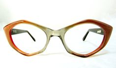 Vintage Spectacle Frames Retro 1960s Invicta Optical by keepsies, £15.00