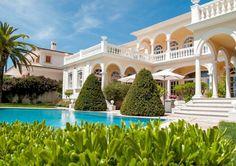 Luxury Mallorca properties: 5 bedroom, 4 bathroom luxury villa for sale in Bendinat, Mallorca.