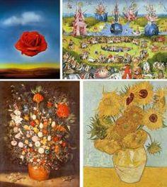 Dag 86/365 Planten in de kunst.