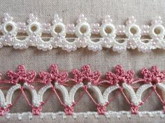 Turkish Oya Lace