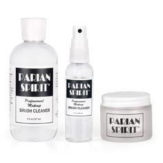 environmentally friendly!  Parian Spirit Brush Cleaning System | Beautylish