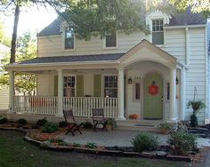 Front Porch   Traditional   Porch   Other Metro   Kaufman Construction  Design And Build