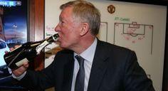 Champions 12.05.2013. Alex Ferguson