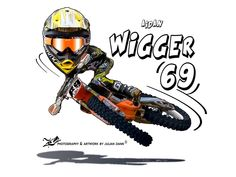 Custom cartoon caricature motocross designs for MX riders and the perfect gift with a difference Motocross, Motos Trial, Duke Bike, Aftermarket Motorcycle Parts, Bike Photo, Funny Drawings, Motorcycle Art, Dirtbikes, Funny Cartoons