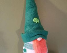 Stuffed Irish Sock Gnome