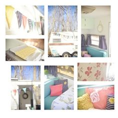Camper remodel ideas. by helene