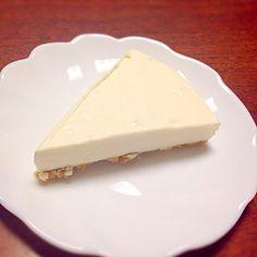レモン風味(*☻-☻*) - 6件のもぐもぐ - レアチーズケーキ by miko101127free