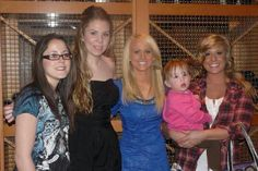 Teen mom 2 girls:)