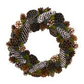 Found it at Wayfair - Country Merry Wreath