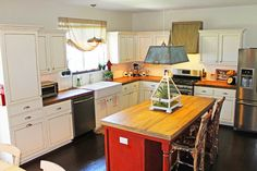 The ragged wren : Kitchen Remodel