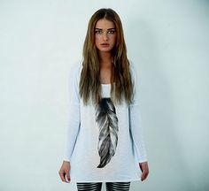 Silver Stripe Leggings by Black Milk Clothing http://madamejulietta.blogspot.com.au/