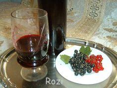Rozi erdélyi,székely konyhája: Ribizli,eper és málna szörp hidegen
