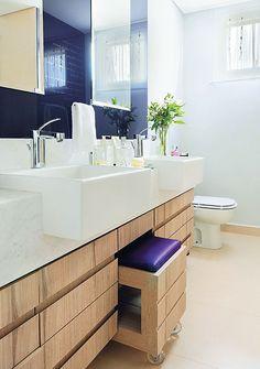 Portal Decoração - Decoração de banheiro