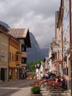 Garmisch-Partenkirchen, Bayern 2015, Germany photography by cityhopper2