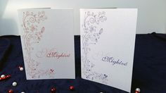 C6 05 – Esküvői meghívók
