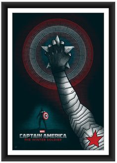 Harlan Eram - Captain America Winter Soldier