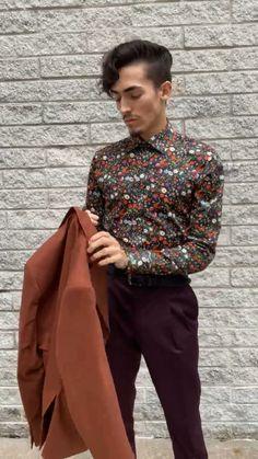 Mens Shearling Coat, Mens Parka Coats, Men's Coats And Jackets, Designer Suits For Men, Mens Winter Coat, African Men Fashion, Dapper Men, Blazer Outfits, Blazers For Men