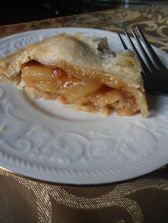 Culinary Couture: Homemade Apple Pie