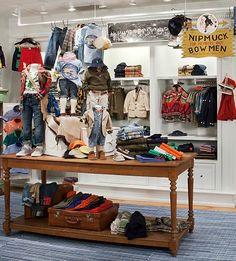Ralph Lauren Children's Shop in New Canaan