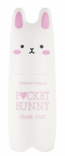 Pocket Bunny sleek refreshing face mist ~ by Tony Moly Fiber Lash Mascara, Fiber Lashes, K Beauty, Beauty Makeup, Macaron Lip Balm, Bunny Makeup, Black Eyeliner Pencil, Face Mist, Small Handbags