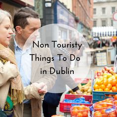 You've heard of Temple Bar or the Guinness Stores House, but if you're looking for non touristy things to do Dublin and explore Dublin like a local.