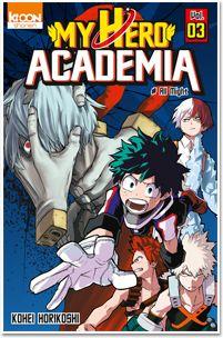 My Hero Academia T03